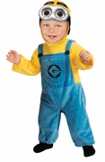 Infant or Toddler Despicable Me Minion Costume