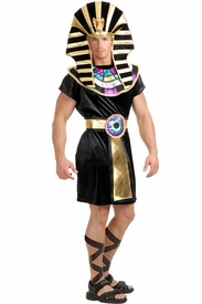 King Tut Adult Costume - click to enlarge