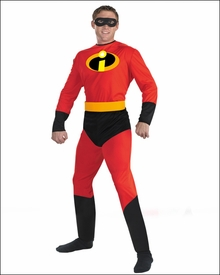 Mr. Incredible Costume - click to enlarge