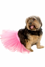 Pink Tutu for Pets - click to enlarge