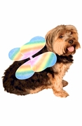 Rainbow Fairy Wings for Pets