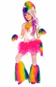 Rainbow Unicorn Child Costume