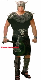 Skull Warrior Costume - Clearance  - click to enlarge