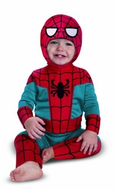 Spider-man Kutie Toddler Costume 18 Month - click to enlarge