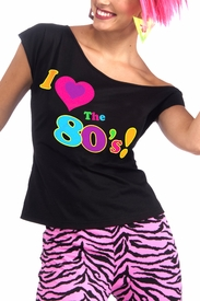 The 80's Shirt Remix - click to enlarge