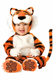 Tiny Tiger Infant Costume - click to enlarge