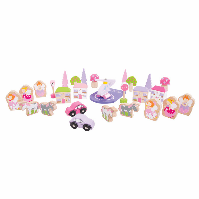 Bigjigs Rail - Fairy Accessory Expansion Pack
