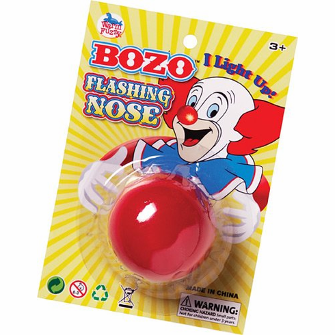 Bozo Flashing Nose