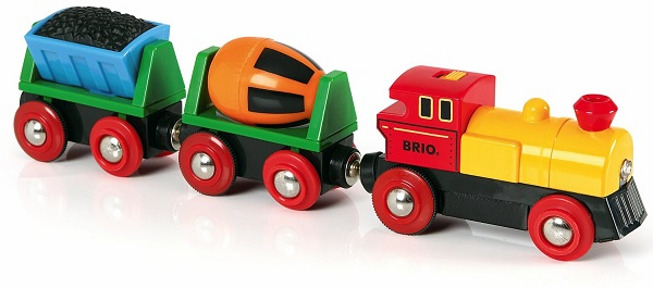 BRIO Railway - Battery Operated Action Train