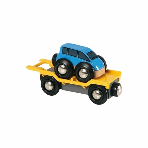 BRIO Railway - Car Transporter