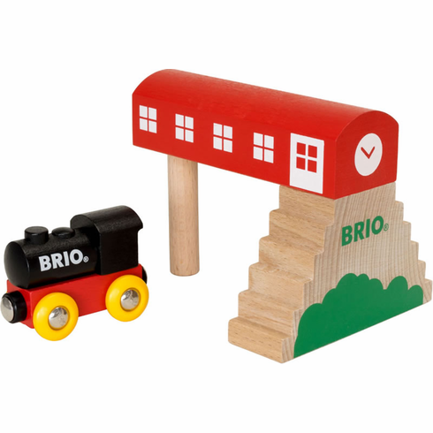 BRIO Railway - Classic Bridge Station