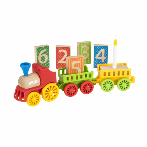 BRIO Railway - Deluxe Birthday Train Retired