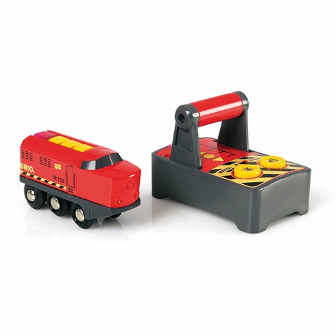 BRIO Railway - Remote Control Engine