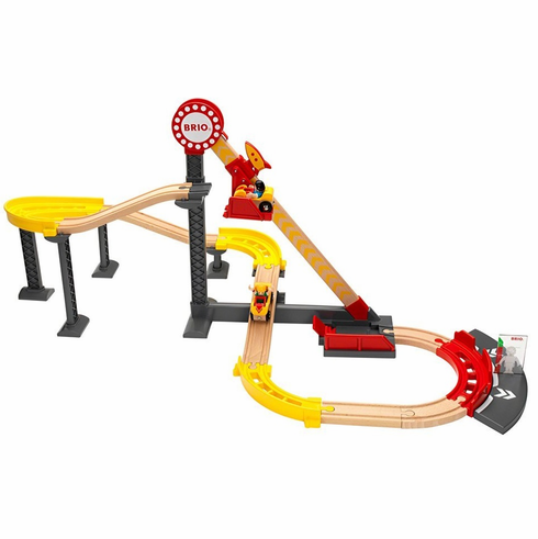 BRIO Railway - Roller Coaster Set