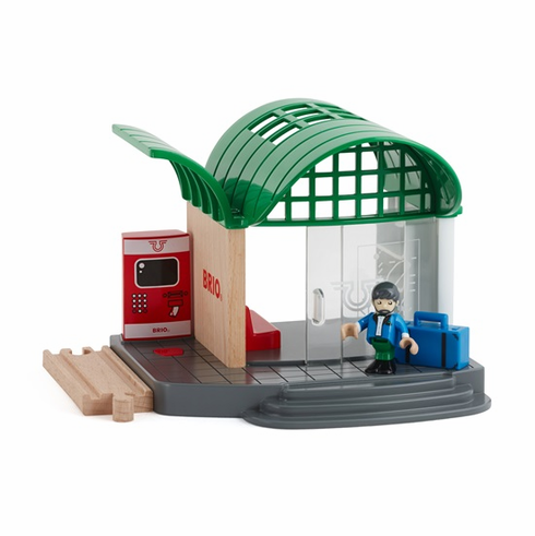 BRIO Railway - Train Station