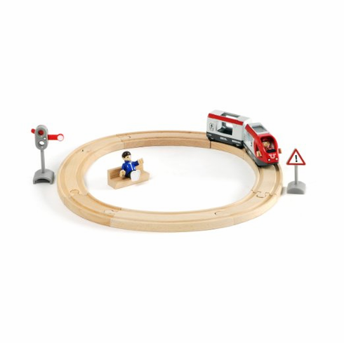 BRIO Railway - Travel Circle Set