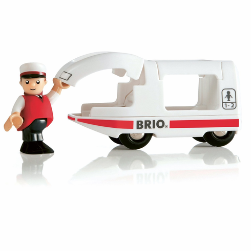 BRIO Railway - Travel Engine & Driver