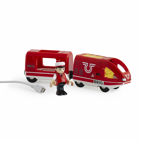 BRIO Railway - Travel Rechargeable Train