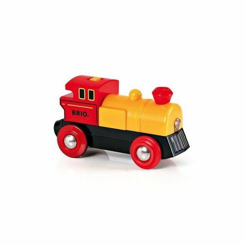 BRIO Railway - Two-Way Battery Powered Engine