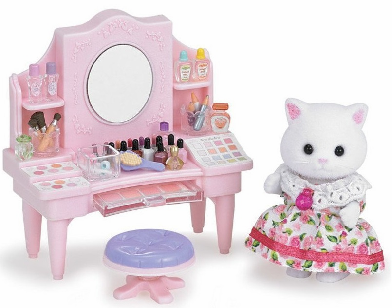 Calico Critters - Cosmetic Counter