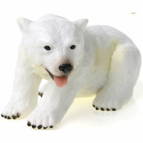 CollectA - Polar Bear Cub Sitting
