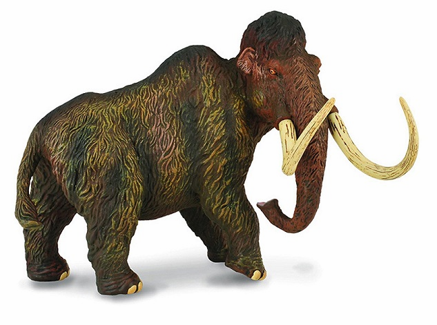CollectA - Woolly Mammoth Deluxe