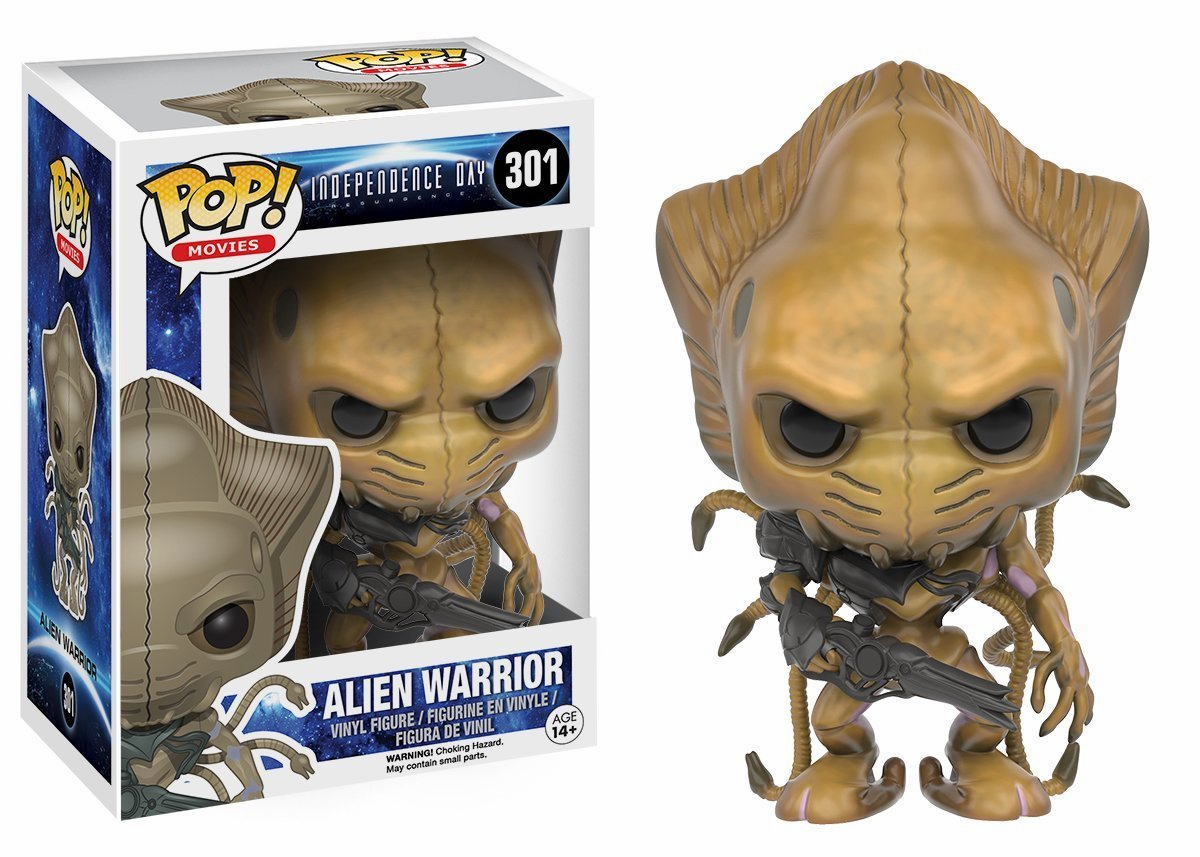 Funko POP! - Movies: Independence Day - Alien