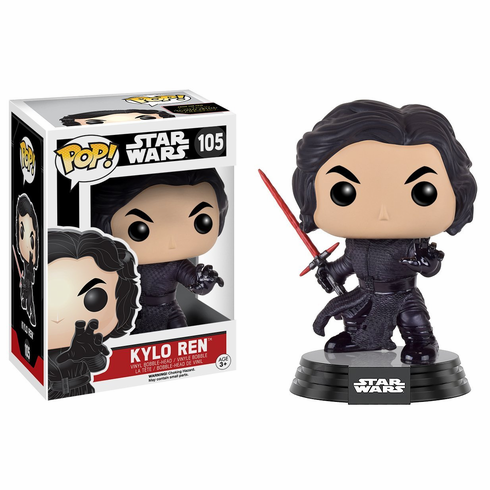 Funko POP! - Star Wars - Kylo Ren