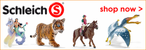 All Schleich BRAND NEW - Shipped from the U.S.A.