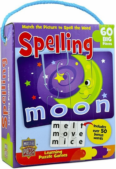 Learning Puzzle Games - Spelling Edition