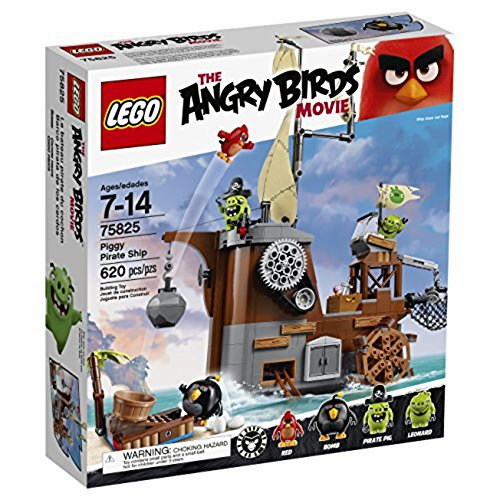 Lego - Angry Birds - Piggy Pirate Ship Set