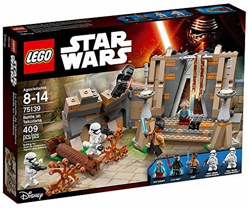 Lego - Star Wars - Battle on Takodana