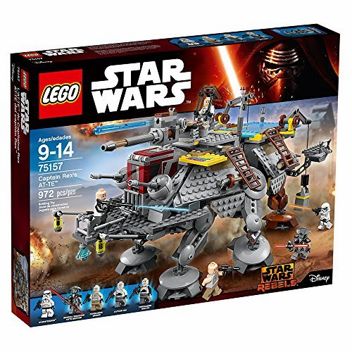Lego - Star Wars - Captain Rex's AT-TE