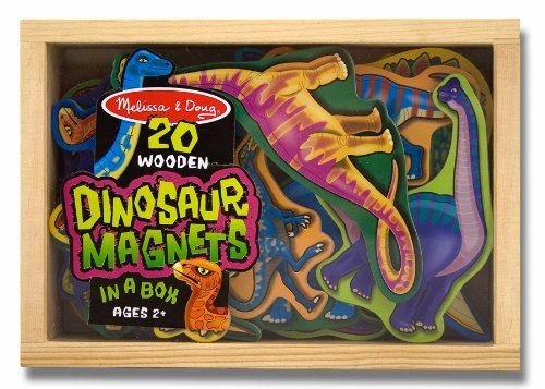Melissa and Doug - Dino Magnets in Box (20)
