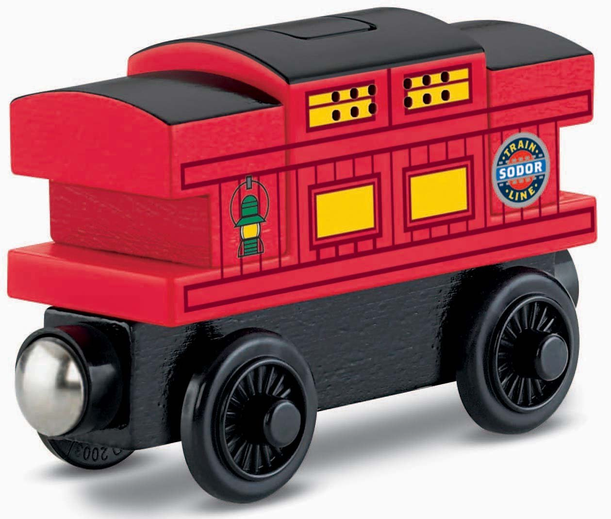 Musical Caboose - Fisher Price Version