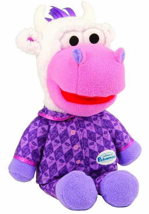 Pajanimals - Plush Cowbella - 14 inch
