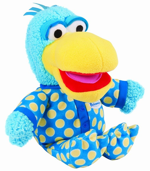 Pajanimals - Plush Squacky - 14 inch