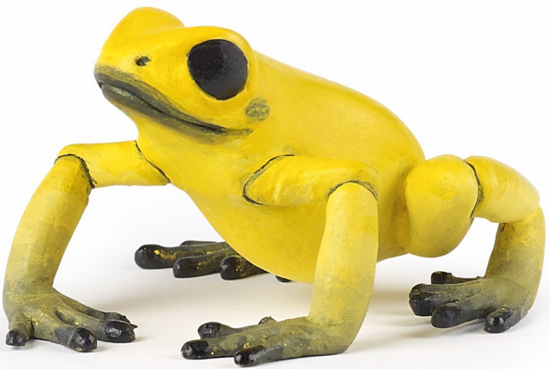 Papo - Equatorial Yellow Frog