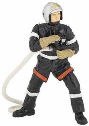 Papo - Fireman with Hose