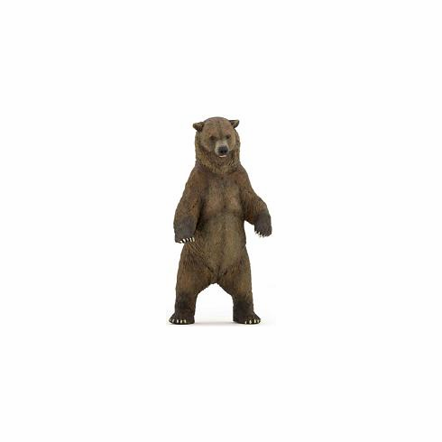 "Papo 50153 /""grizzly bear figure"