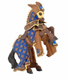 Papo - Horse Of Knight Eagle