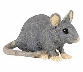Papo - House Mouse