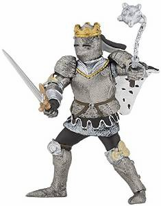 Papo - King With Mace In Armour