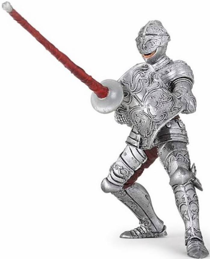 Papo - Knight in Armor