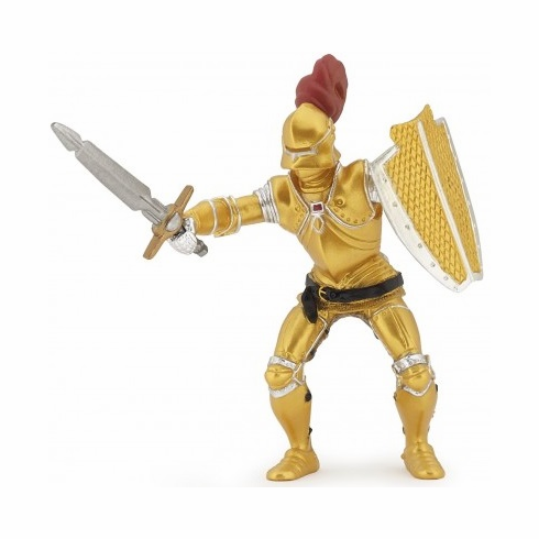 Papo - Knight in Gold Armour