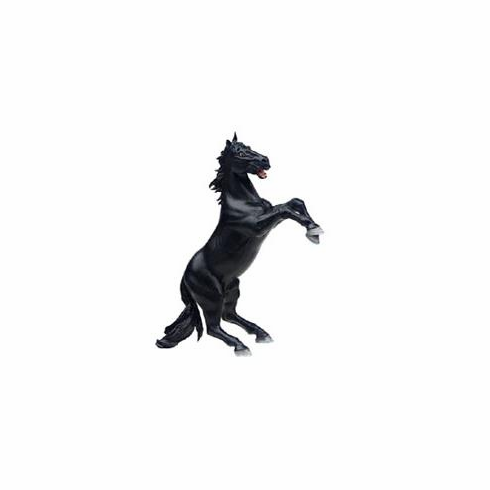 Papo - Reared Horse Black