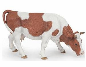 Papo - Simmental Cow - Grazing