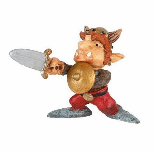 Papo - Troll with Sword