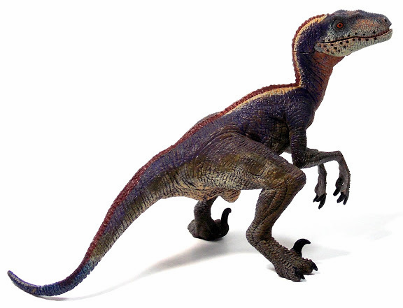 Papo - Velociraptor - Exclusive Color