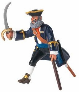 Papo - Wooden Leg Captain